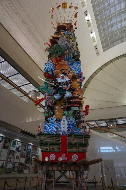 Photos: 復活 巨大山笠 山笠の力 ハカタウツシ展 特別企画 2013年 写真01 (6)