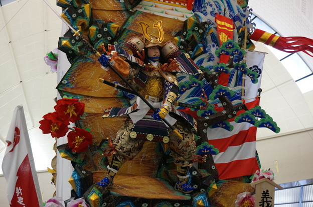 Photos: 復活 巨大山笠 山笠の力 ハカタウツシ展 特別企画 2013年 写真01 (19)