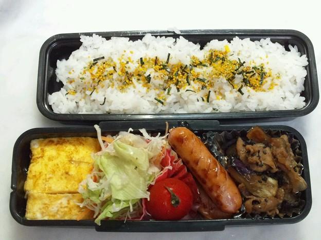 写真: 2012/8/2のお弁当