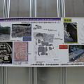 Photos: 大坂城の石垣発掘現場