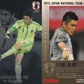 Photos: 日本代表チップス2013N-01川島永嗣(S・リエージュ)