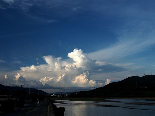 8月 夏の雲0004