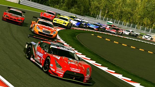 GT500 B.O.P TEST RACE 1