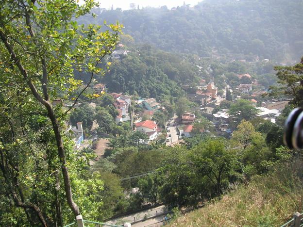 登山電車風景1