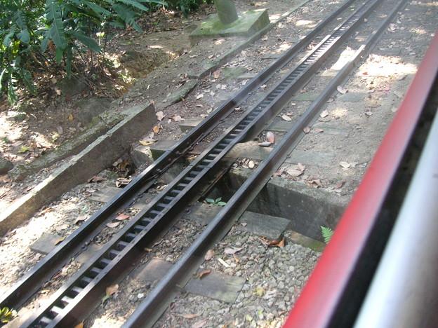 登山電車線路