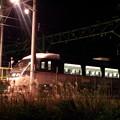 Photos: 夜の車両区
