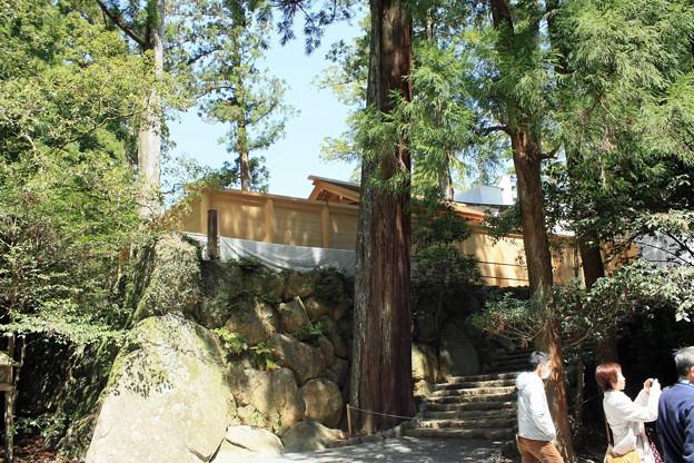 Photos: 神様の新しいお住まい? 式年遷宮を迎える伊勢神宮 IMG_6228_2