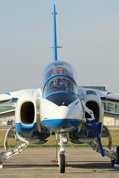 ブルーインパルス 6番機 T-4 #725 IMG_4155_2