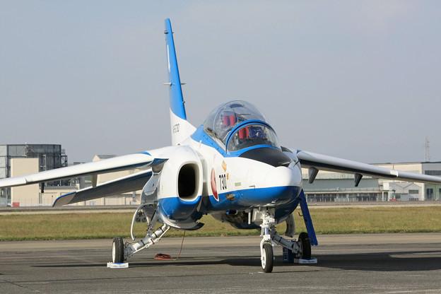 ブルーインパルス4番機 T-4 #730 IMG_4182_2