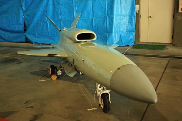 飛行開発実験団 無人機 IMG_7187_2