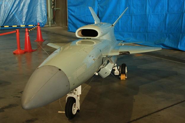 飛行開発実験団 無人機 IMG_7179