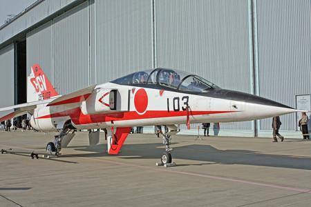 飛行開発実験団 T-2CCV #103 IMG_8727_2
