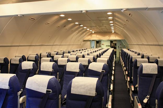 KC-767空中給油機 機内展示 IMG_9873_2