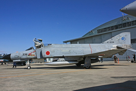 F-4EJ改 #336 飛行開発実験団 IMG_9438_2
