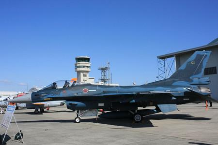 F-2A #550 第3航空団第8飛行隊 IMG_9444_2