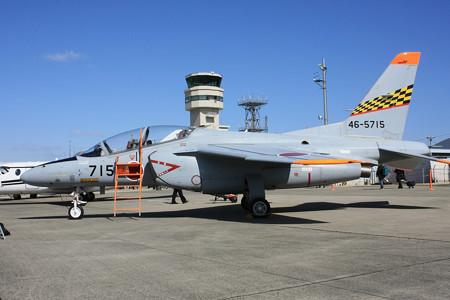 T-4 #715 第1航空団第32教育飛行隊 IMG_9452_2