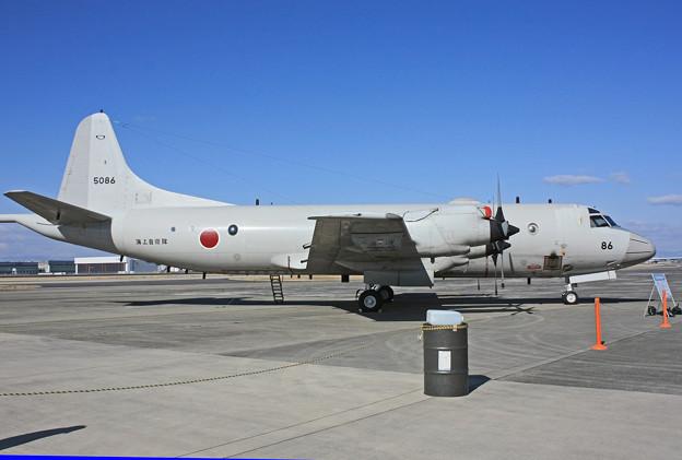 P-3C対潜哨戒機 5086号機 IMG_9267_2