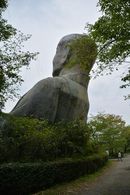 おびんずる像(はんが撫で佛さま)  DSC_0082