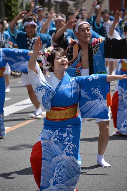第42回牛深ハイヤ祭り(総踊り)から DSC_0738
