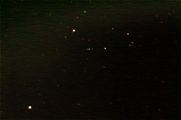 冥王星を見つけよう(^^)