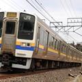 Photos: 348M 211系千マリ508編成 5両