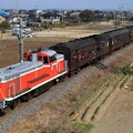 9420レ DE10 1752+旧型客車 6両+C61 20