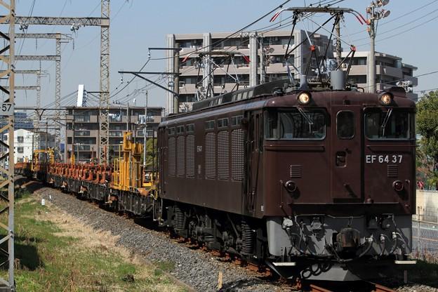 工9872レ EF64 37+チキ