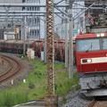 Photos: 5781レ EH500 56+タキ+トキ
