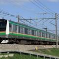 Photos: 885M E233系高タカL17編成 10両