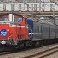 回9842レ EF65 1115+24系 6両+DD51 842