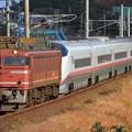 9560レ EF81 716+E3系秋アキR24編成 6両