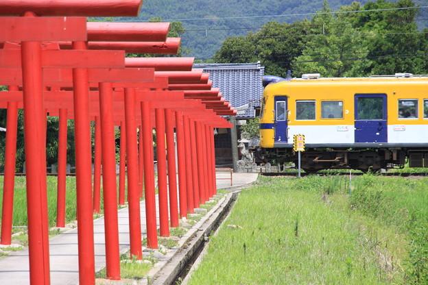 Photos: 一畑電車 遥堪-高浜