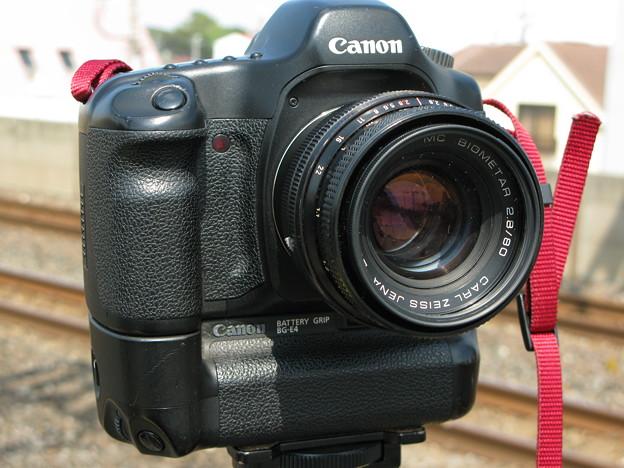 Carl Zeiss Jena MC Biometar 2,8/80mm