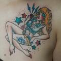 Photos: ピンナップ・ガールのタトゥー pin up tattoo