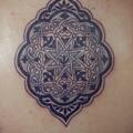 Photos: アジアの雰囲気漂う模様のタトゥー asian style tattoo