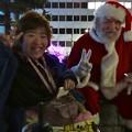 Santa Claus is coming to Hiroshima City