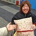 Photos: まりちゃん ペコちゃんクッション