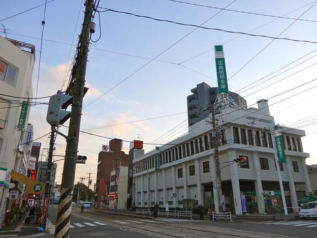 広島信用金庫 広島駅前支店 広島市南区猿猴橋町