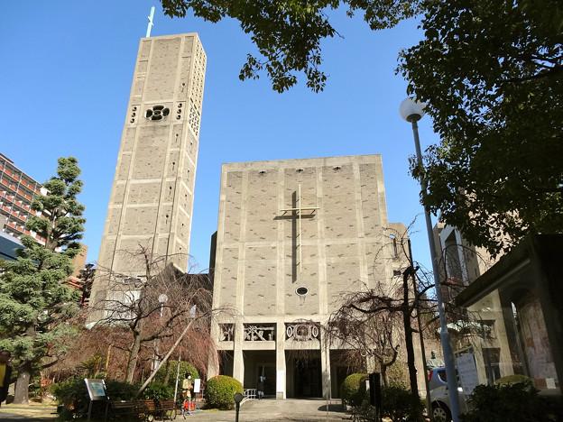 世界平和記念聖堂 広島市中区幟町 Memorial Cathedral for World Peace