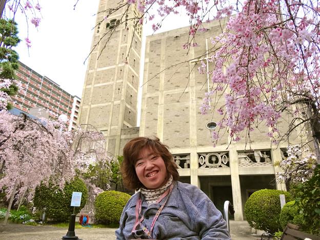 まりちゃんヽ(・∀・)ノ世界平和記念聖堂