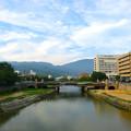 Photos: 二河大橋から二河川 二河橋 呉市三条 - 呉市西中央