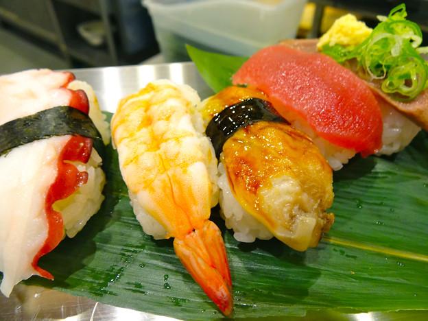 寿司カウンター銀華 SUSHI COUNTER GINGA 広島市中区紙屋町 サンモール SUNMALL