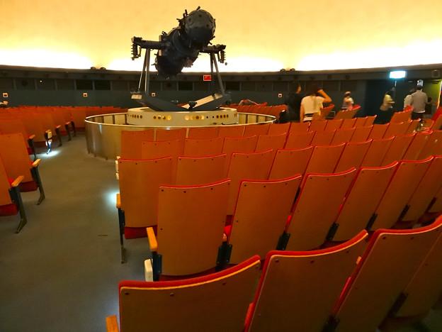広島市こども文化科学館 Hiroshima Children's Museum プラネタリウム planetarium