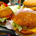 Photos: マクドナルド チキンサルサ えびサルサ McDonald's chicken SALSA