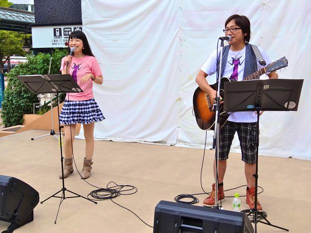 万貴音 フレスタモールカジル横川 Perfume 未来のミュージアム 2013年9月29日 広島市西区横川町