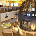 広島平和記念資料館 東館 展示 displays of Hiroshima peace memorial museum east building 広島市中区中島町 平和記念公園
