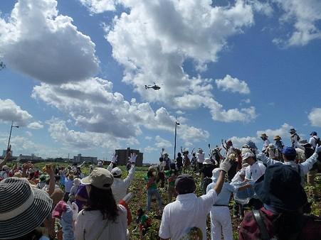 区制80周年記念「世田谷いのちの森づくり植樹祭」
