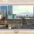 東京駅パノラマ