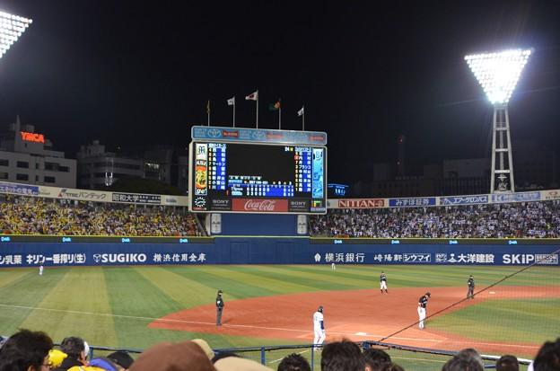 4/27 横浜スタジアム