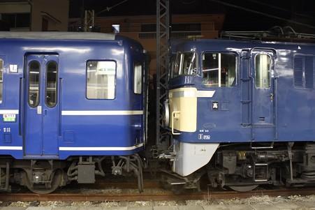EF60 19+12系客車